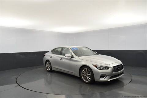 2020 Infiniti Q50 for sale at Tim Short Auto Mall in Corbin KY