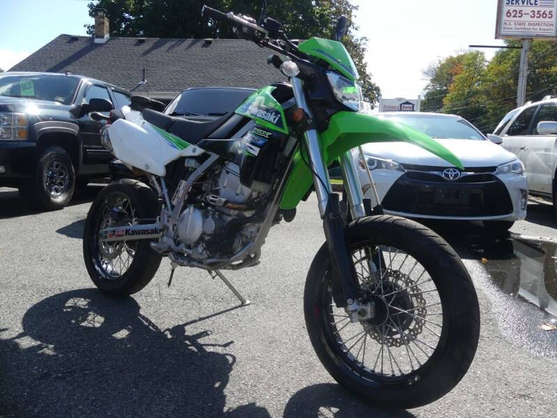 2013 Kawasaki KLX250s for sale at P&D Sales in Rockaway NJ