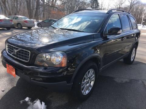 2008 Volvo XC90 for sale at BRATTLEBORO AUTO SALES in Brattleboro VT