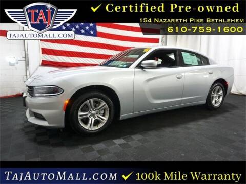 2021 Dodge Charger for sale at Taj Auto Mall in Bethlehem PA