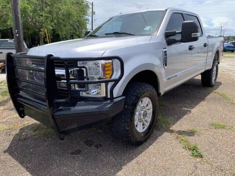 2017 Ford F-250 Super Duty for sale at CROWN  DODGE CHRYSLER JEEP RAM FIAT in Pascagoula MS