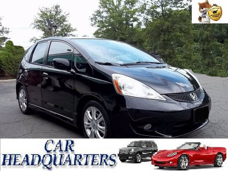2009 Honda Fit for sale at CAR  HEADQUARTERS in New Windsor NY