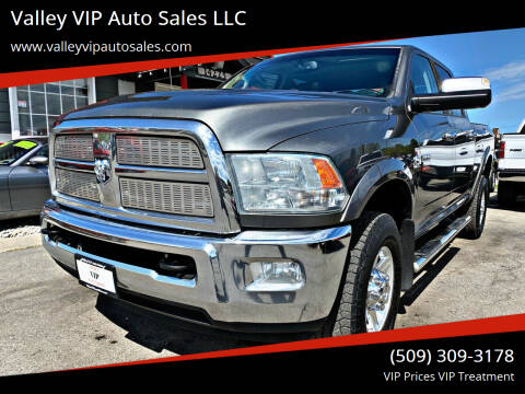2012 RAM Ram Pickup 3500 for sale at Valley VIP Auto Sales LLC in Spokane Valley WA