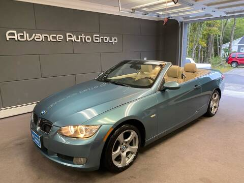 2008 BMW 3 Series for sale at Advance Auto Group, LLC in Chichester NH