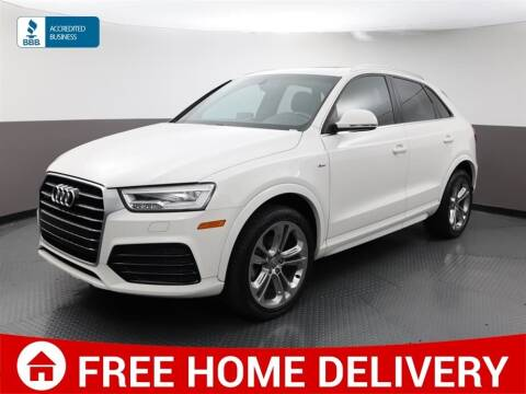 2016 Audi Q3 for sale at Florida Fine Cars - West Palm Beach in West Palm Beach FL
