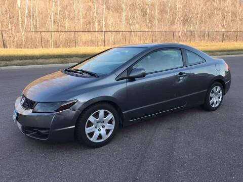 2011 Honda Civic for sale at Angies Auto Sales LLC in Newport MN
