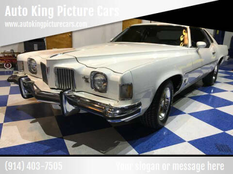 1973 Pontiac Grand Prix for sale at Auto King Picture Cars - Rental in Westchester County NY