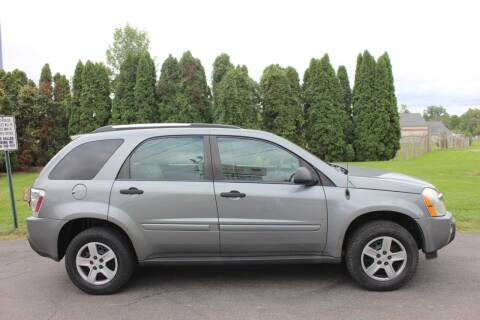 2006 Chevrolet Equinox for sale at D & B Auto Sales LLC in Washington Township MI