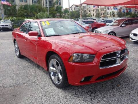 2011 Dodge Charger for sale at Brascar Auto Sales in Pompano Beach FL