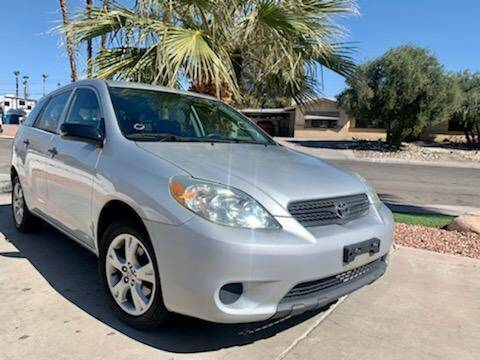 2005 Toyota Matrix for sale at CORTES MOTORS in Las Vegas NV
