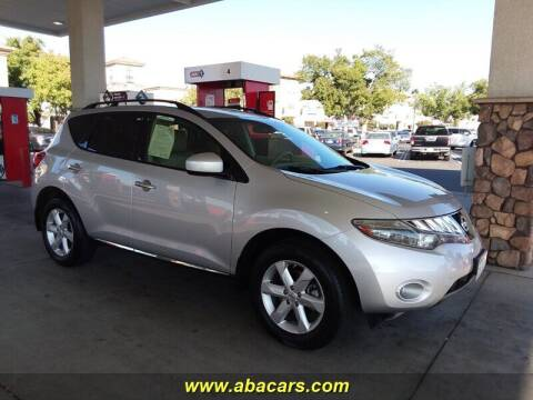 2009 Nissan Murano for sale at About New Auto Sales in Lincoln CA