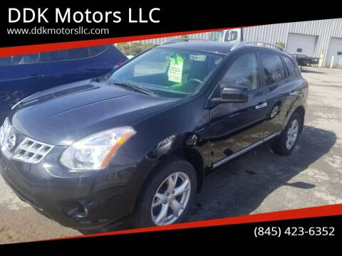 2011 Nissan Rogue for sale at DDK Motors LLC in Rock Hill NY