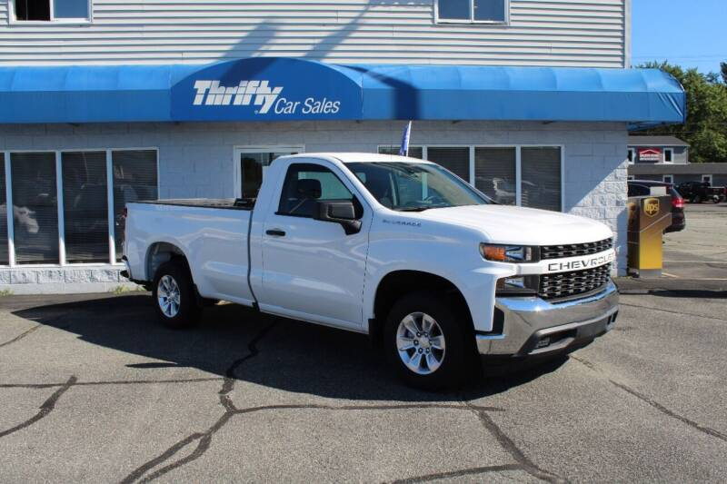 2020 Chevrolet Silverado 1500 for sale at Thrifty Car Sales Westfield in Westfield MA