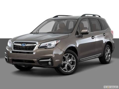 2018 Subaru Forester for sale at BELKNAP SUBARU in Tilton NH