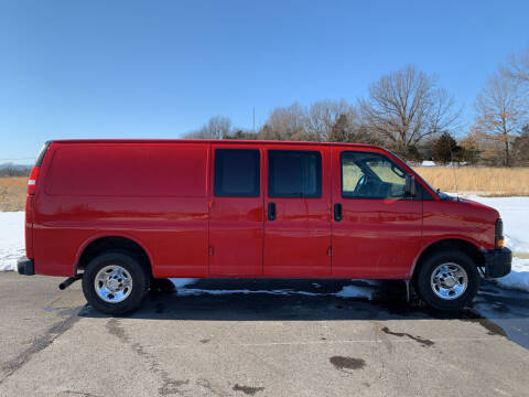 2017 Chevrolet Express Cargo for sale at V Automotive in Harrison AR