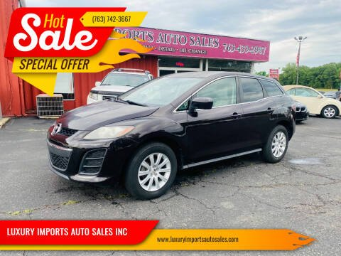 2010 Mazda CX-7 for sale at LUXURY IMPORTS AUTO SALES INC in North Branch MN