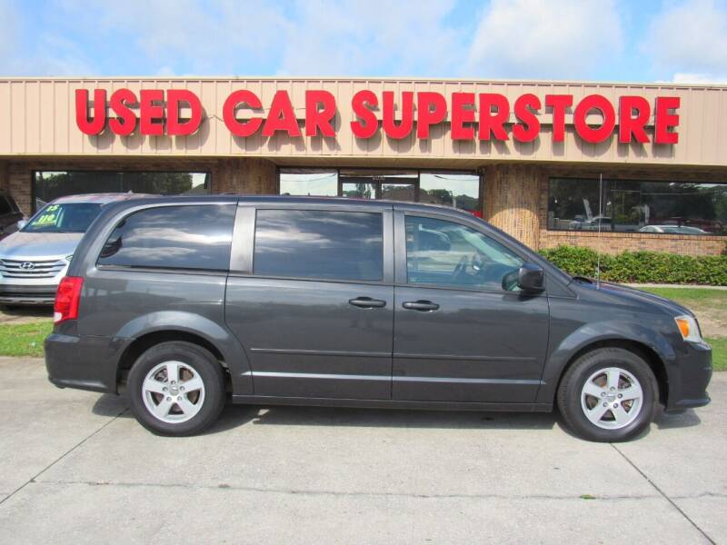 2012 Dodge Grand Caravan for sale at Checkered Flag Auto Sales NORTH in Lakeland FL