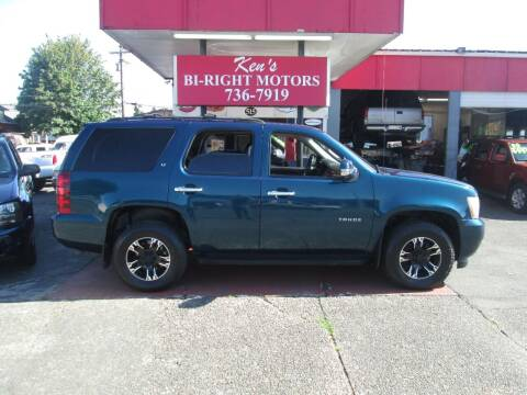 2007 Chevrolet Tahoe for sale at Bi Right Motors in Centralia WA