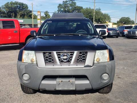 2006 Nissan Xterra for sale at Linus International Inc in Tampa FL