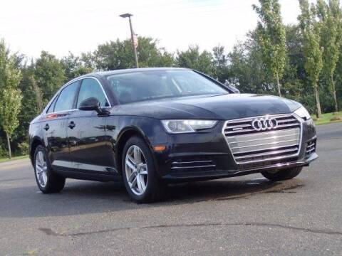 2017 Audi A4 for sale at Szott Ford in Holly MI