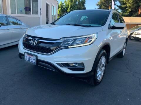 2015 Honda CR-V for sale at Ronnie Motors LLC in San Jose CA