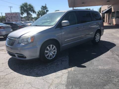 2014 Chrysler Town and Country for sale at AutoVenture Sales And Rentals in Holly Hill FL