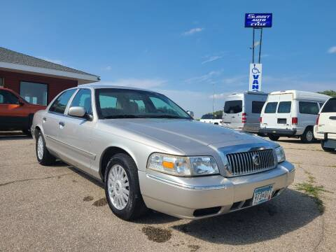 2008 Mercury Grand Marquis for sale at Summit Auto & Cycle in Zumbrota MN
