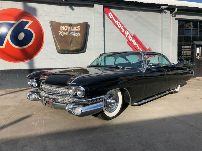 1959 Cadillac DeVille for sale at Hoyle Auto Sales in Taylorsville NC