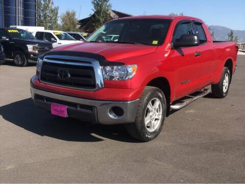 2011 Toyota Tundra for sale at Snyder Motors Inc in Bozeman MT