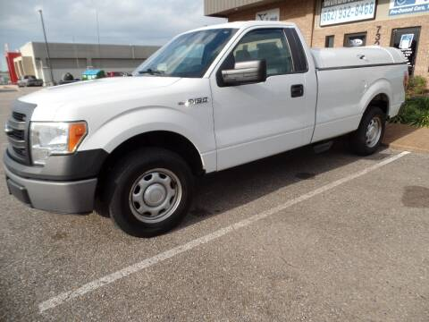 2013 Ford F-150 for sale at Flywheel Motors, llc. in Olive Branch MS