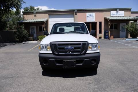 2010 Ford Ranger for sale at Santa Fe Auto Showcase in Santa Fe NM