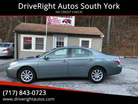 2004 Lexus ES 330 for sale at DriveRight Autos South York in York PA