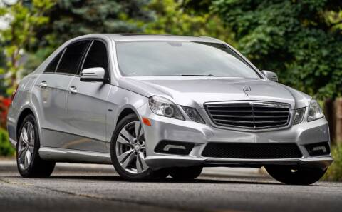2011 Mercedes-Benz E-Class for sale at MS Motors in Portland OR