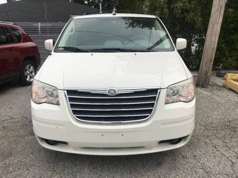 2008 Chrysler Town and Country for sale at Certified Motors in Bear DE