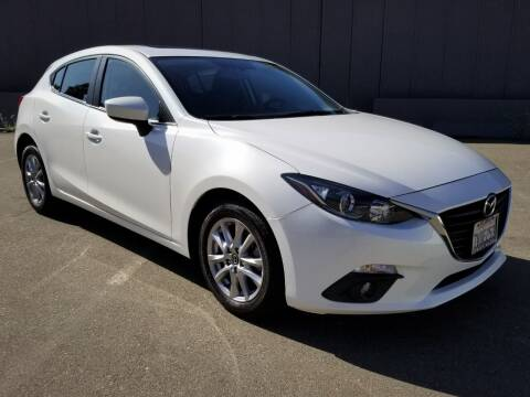 2016 Mazda MAZDA3 for sale at Planet Cars in Berkeley CA
