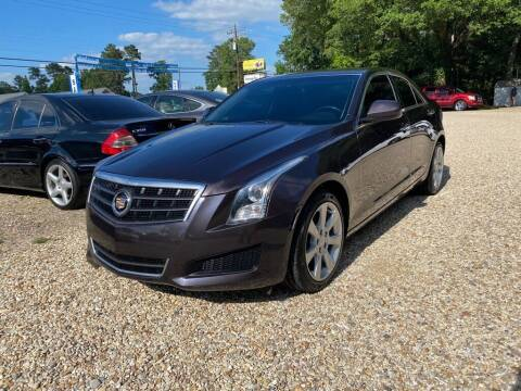 2014 Cadillac ATS for sale at Southeast Auto Inc in Walker LA