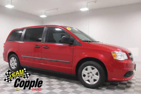 2012 Dodge Grand Caravan for sale at Copple Chevrolet GMC Inc in Louisville NE
