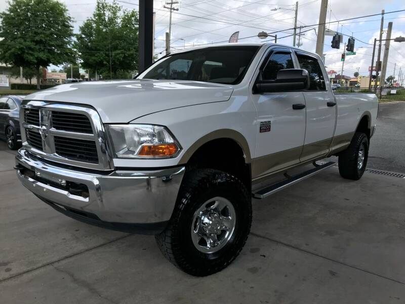 2012 RAM Ram Pickup 2500 for sale at Michael's Imports in Tallahassee FL