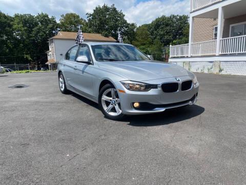 2014 BMW 3 Series for sale at PRNDL Auto Group in Irvington NJ