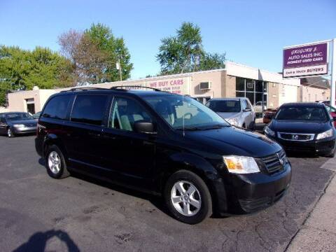 2010 Dodge Grand Caravan for sale at Gregory J Auto Sales in Roseville MI