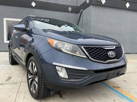 2013 Kia Sportage for sale at NUMBER 1 CAR COMPANY in Detroit MI