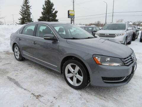 2013 Volkswagen Passat for sale at Import Exchange in Mokena IL