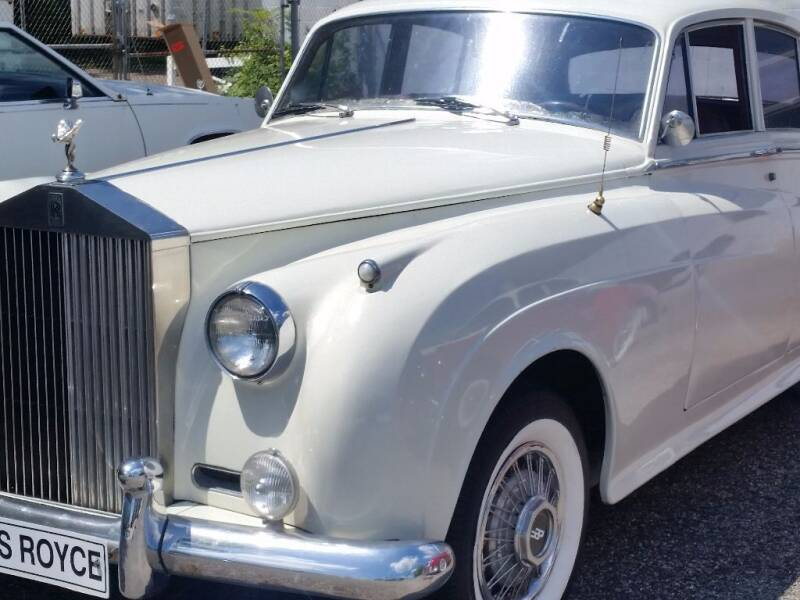 1958 Rolls-Royce Silver Cloud 1 for sale at Black Tie Classics in Stratford NJ