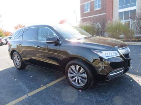 2015 Acura MDX for sale at Import Exchange in Mokena IL