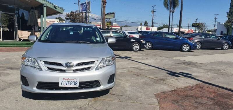 2013 Toyota Corolla for sale at Auto Land in Ontario CA