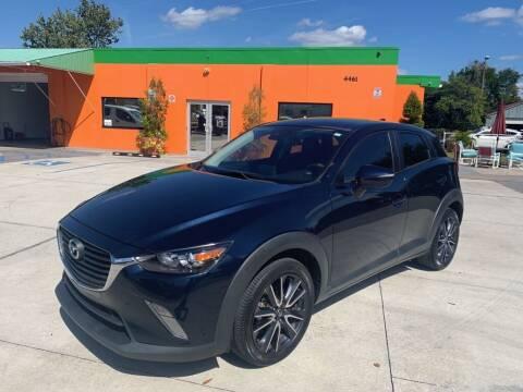 2018 Mazda CX-3 for sale at Galaxy Auto Service, Inc. in Orlando FL