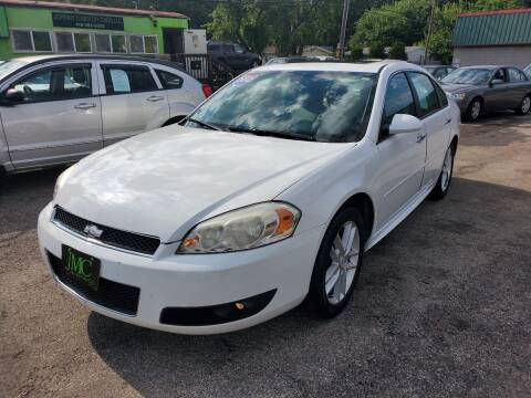 2012 Chevrolet Impala for sale at Johnny's Motor Cars in Toledo OH
