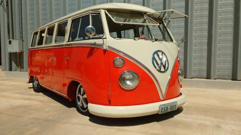 1971 Volkswagen Bus for sale at ADVANCE AUTOMALL in Doral FL