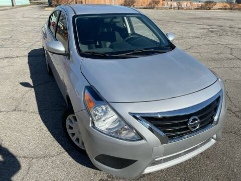 2017 Nissan Versa for sale at Some Auto Sales in Hammond IN