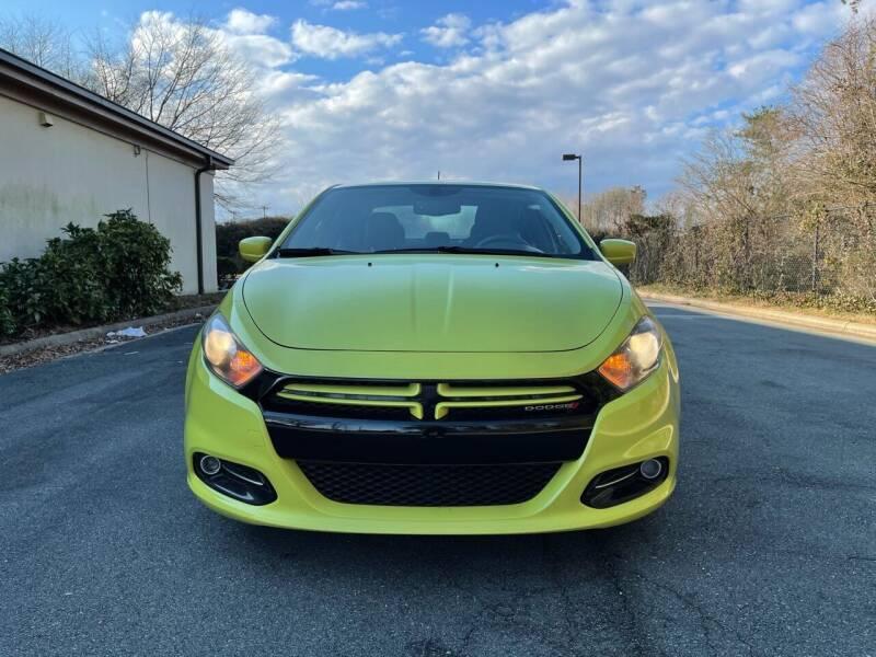 2013 Dodge Dart for sale at RoadLink Auto Sales in Greensboro NC